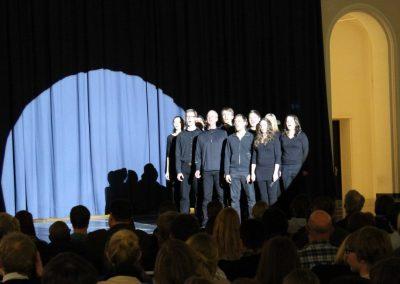 Chor der Stürmer und Dränger / Leitung Theresa Etzold / Foto: privat
