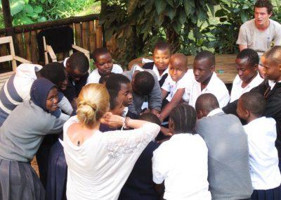 Drama Jugendclub Tansania / Foto: privat
