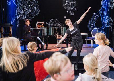 Kinderfest Staatsoper Hannover / Foto: Insa Hagemann